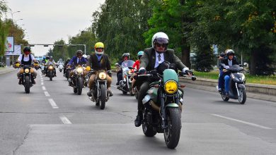 Photo of Distinguished Gentleman's Ride по втор пат во Скопје