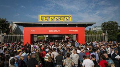 Photo of Семејниот ден на Ferrari заврши со рекорден број посетители