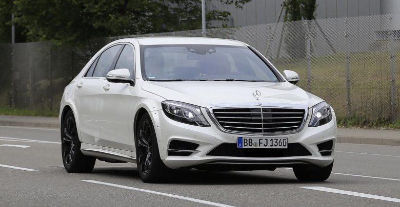Mercedes-Benz S-класа
