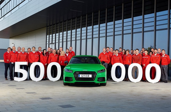 Audi Hungaria Zrt