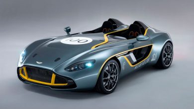 Aston Martin Prototype Operation