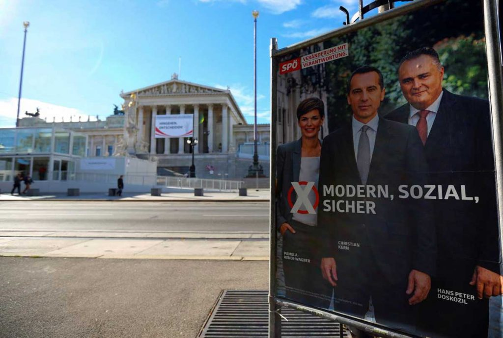 парламентарни избори во Австрија