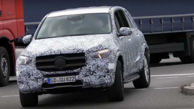 """Photo of """"Фатена на дело"""" новата генерација на Mercedes GLE"""