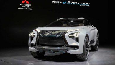 Photo of Токио 2017: Mitsubishi со e-EVOLUTION concept