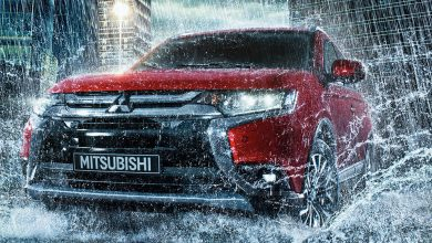 Mitsubishi: 11 модели за 3 години