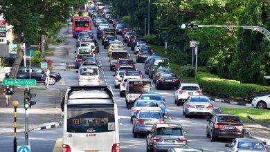 Во Сингапур се сопира регистрацијата на нови возила