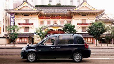 Photo of Новото такси на Toyota за Јапонија на гас