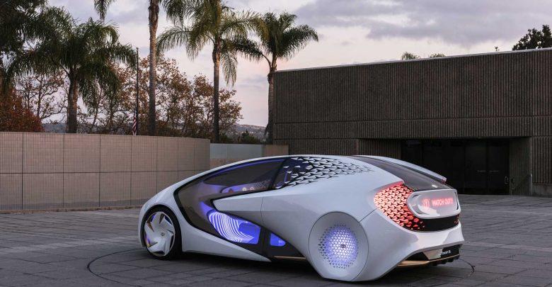 Toyota електромобили