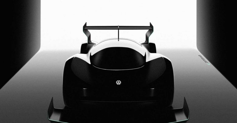 Volkswagen со електромобил на Пајкс Пи