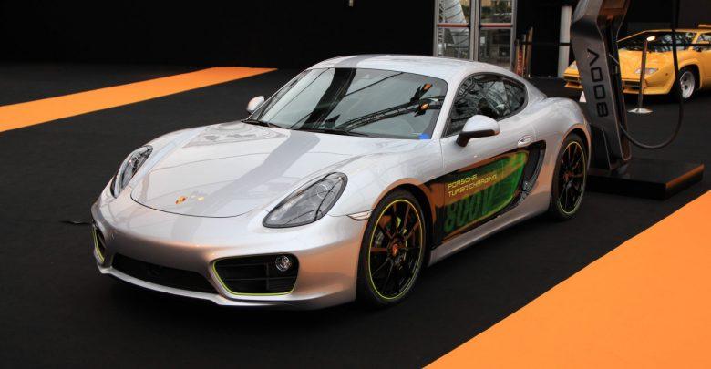 Porsche Turbo Charging 800