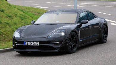 Photo of Серискиот електричен автомобил на Porsche се појави без камуфлажа