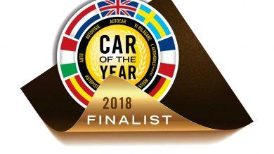Автомобил на годината во Европа