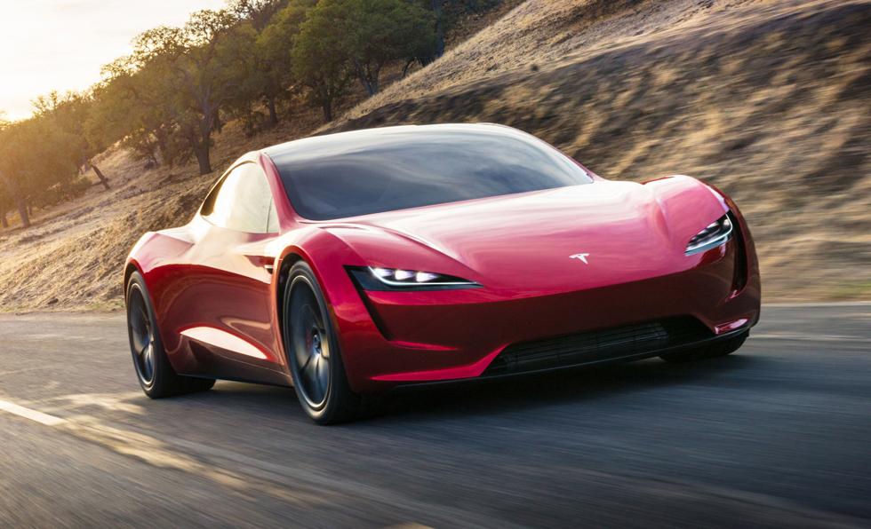 Roadster Tesla со 10 000 Nm до  стотка  за 1 9 секунди