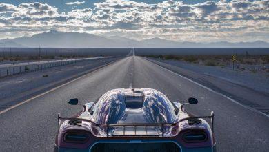 Photo of Koenigsegg со нов светски рекорд за максимална брзина – 447 km / h