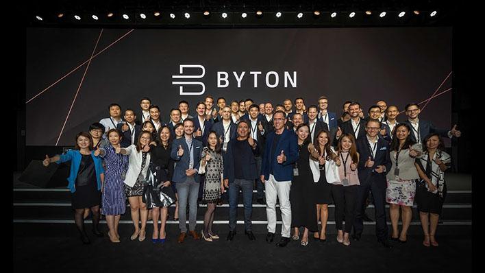 Byton SIV