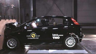 Photo of FIAT Punto без ѕвезди на Euro NCAP тестирањата