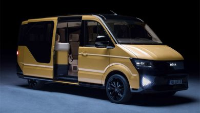 Photo of VW презентираше електричен ван за заедничко користење