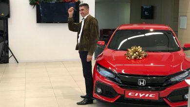 Photo of Новата Honda Civic за Сашо Ангеловски