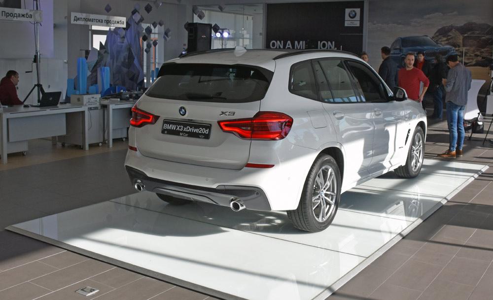 BMW Х3-skopje