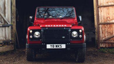 Photo of Land Rover со лимитирана серија Defender Works V8