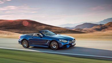 """Photo of Mercedes-Benz SL станува хибрид со 800 """"коњи"""""""
