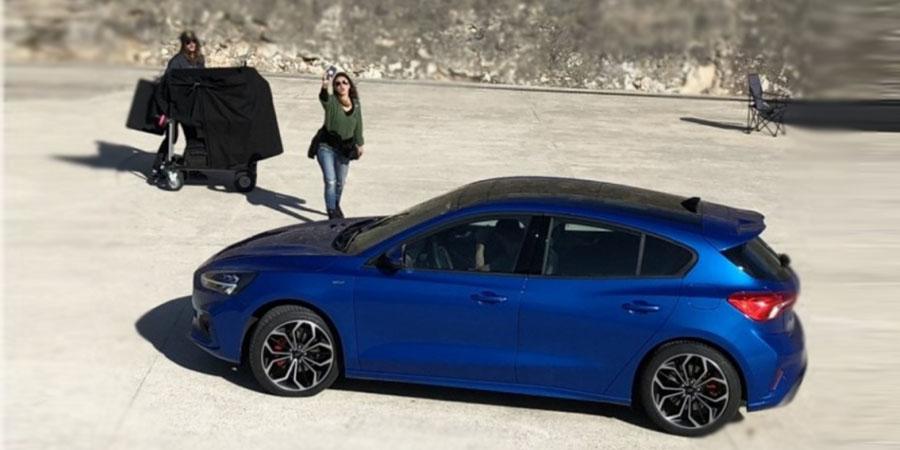Новиот Ford Focus  подготвен во целост