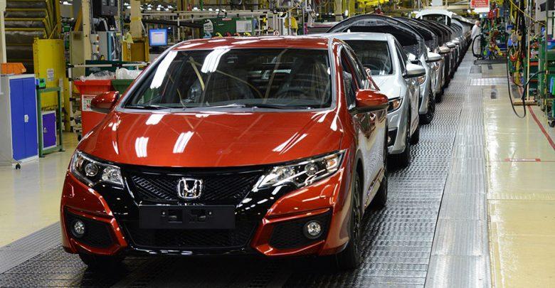 Nissan, Honda и Toyota