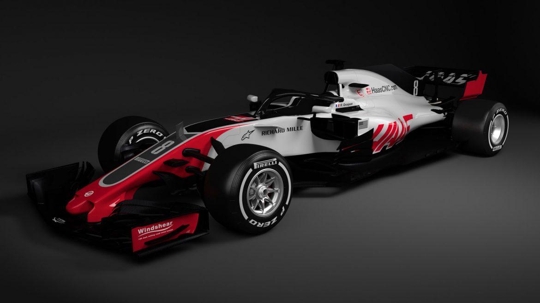 Haas F1  прв го покажа својот нов болид