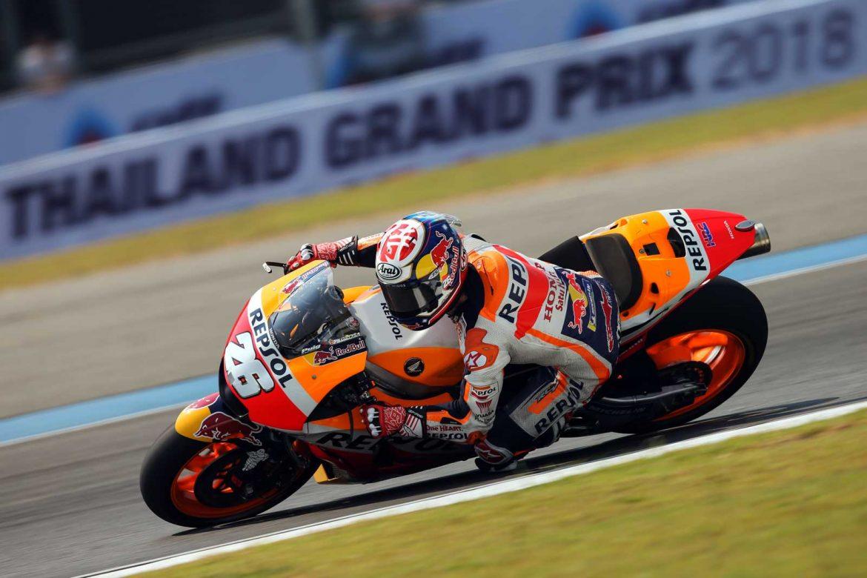 Honda доминираше целосно на MotoGP тестовите во Тајланд