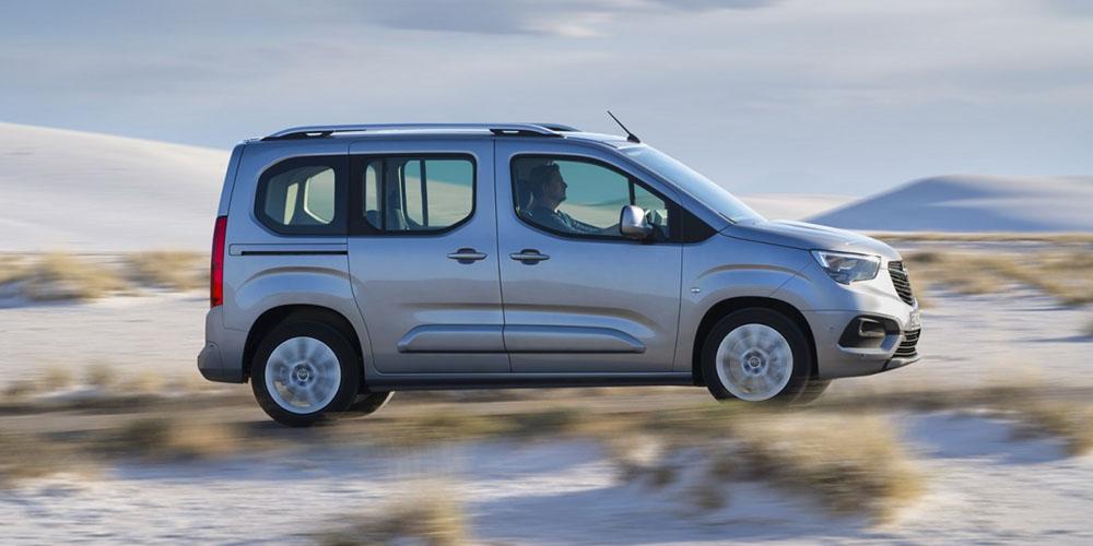 Новиот Opel Combo Life со испораки во втората половина на годинава