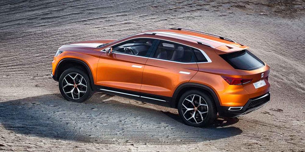 Новиот SUV модел на SEAT ќе се вика Tarraco