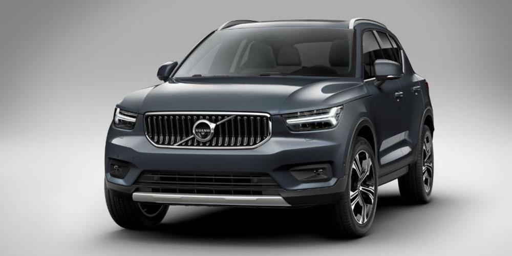 Volvo го најави луксузниот XC40 Inscription