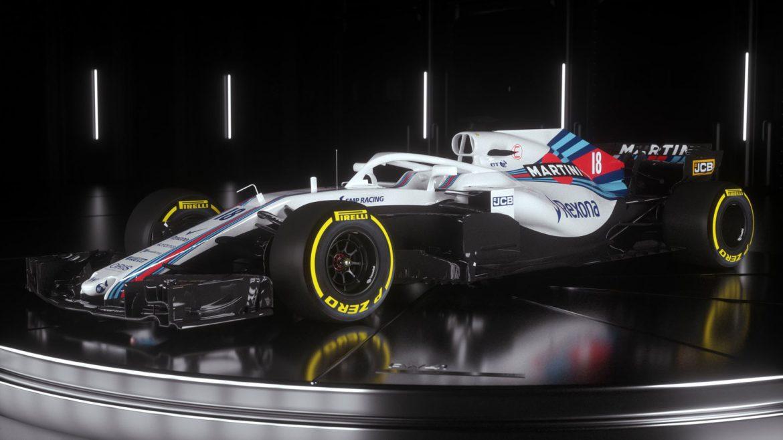 Williams го претстави FW41 за сезоната 2018