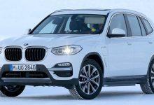 Електричниот BMW iX3