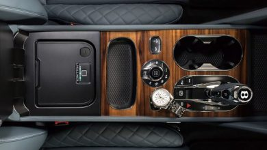 Photo of Bentley Bentayga доби биометриски сеф