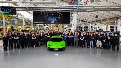 Photo of Lamborghini произведе Huracan со сериски број 10.000