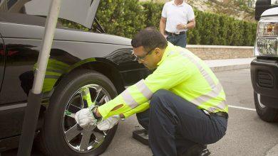 Осигурување на гуми
