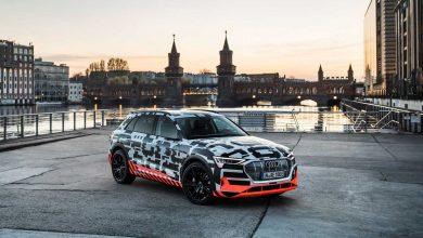 Photo of Електричниот кросовер на Audi со автономија од 400 km