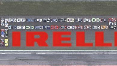 Photo of Употребени 41 тркачки автомобил за логото на Pirelli