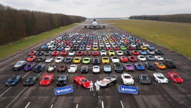 Photo of Како изгледа собир на возила вредни 170.000.000 фунти