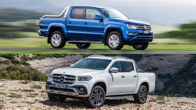 Photo of Кој има помоќен пикап Volkswagen или  Mercedes?