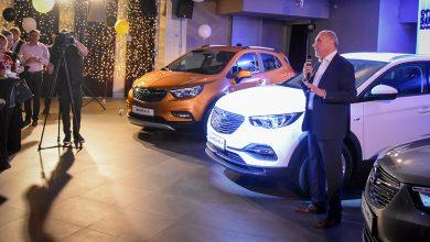 Photo of Блесок на SUV гамата на Opel во Сити Хол