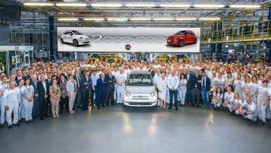 Photo of FIAT 500 со сериски број 2.000.000 од Полска