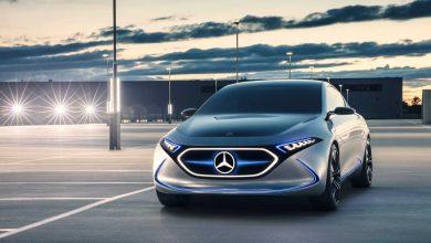 """Photo of Вториот електричен модел на Mercedes-Benz станува """"Французин"""""""