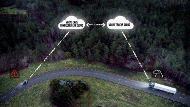 Photo of Volvo: Размена на податоците за патиштата