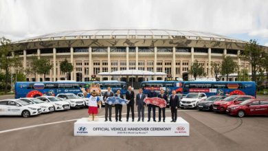 Photo of Hyundai и Kia доставиja 954 возила за FIFA World Cup Russia