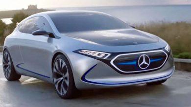 Photo of Mercedes со нови детали за електричниот Concept EQA