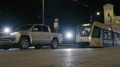 Photo of Volkswagen Amarok повлече 43-тонски трамвај