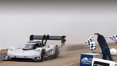 Photo of Електричниот Volkswagen го сруши рекордот на Pikes Peak