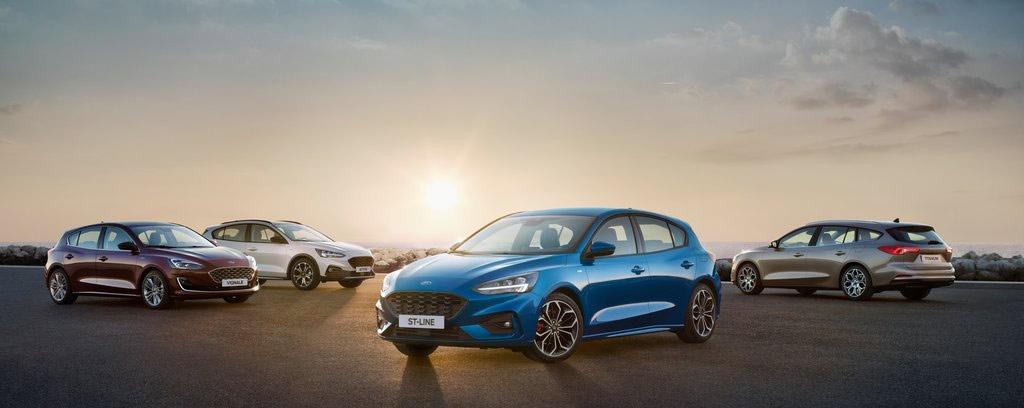 Новиот Ford Focus
